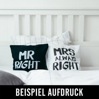 his side her side partnerkissen set i. Black Bedroom Furniture Sets. Home Design Ideas